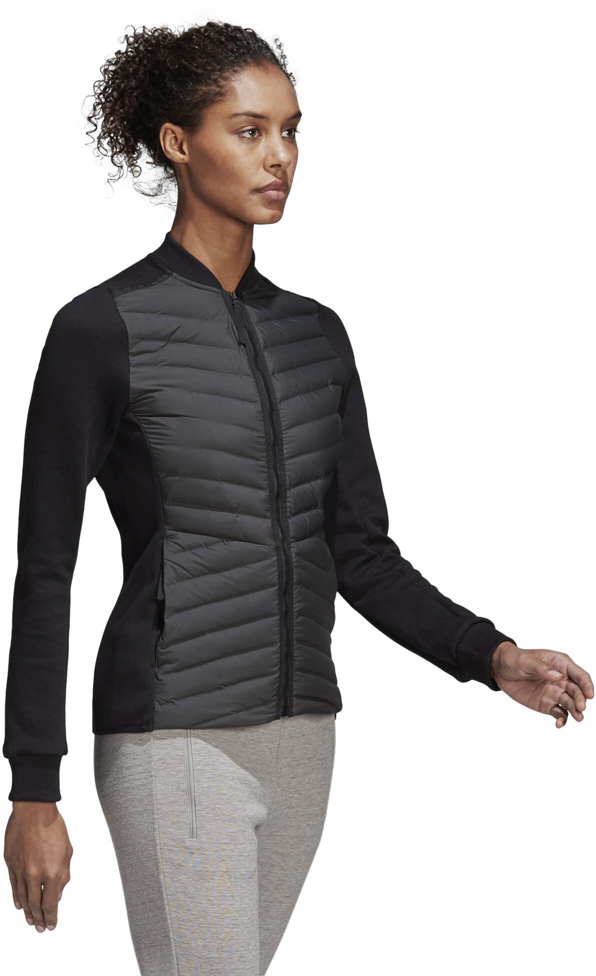 6e603905 adidas TERREX Varilite Hybrid Jakke Damer, black | Find outdoortøj ...